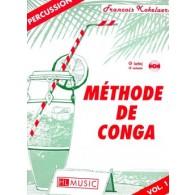 KOKELAERE F. METHODE DE CONGAS VOL 1
