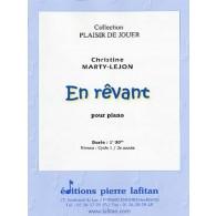 MARTY-LEJON C. EN REVANT PIANO