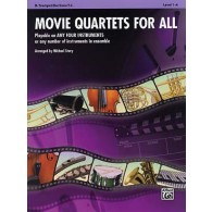MOVIE QUARTETS FOR ALL TROMPETTES