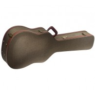 ETUI GUITARE FOLK STAGG GCX-W BZ TWEED WESTERN