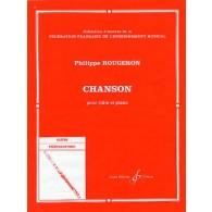 ROUGERON P. CHANSON FLUTE