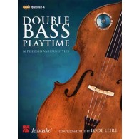 DOUBLE BASS PLAYTIME CONTREBASSE