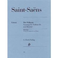 SAINT-SAENS C. LE CYGNE VIOLONCELLE
