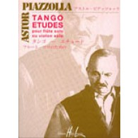 PIAZZOLLA A. TANGO-ETUDES FLUTE SOLO