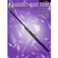 FAVORITE MOVIE THEMES FLUTE