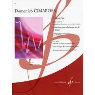 CIMAROSA D. CONCERTO UT MINEUR CLARINETTE SIB