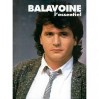 BALAVOINE L'ESSENTIEL PIANO CHANT GUITARE