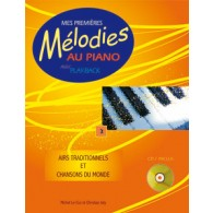 MES PREMIERES MELODIES AU PIANO VOL 2