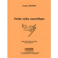 PROUST P. PETITE SUITE SOPORIFIQUE TROMBONE