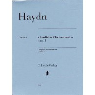 HAYDN J. SONATES VOL 1 PIANO