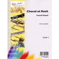 PROUST P. CHORAL ET ROCK COR