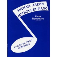 AARON M. METHODE DE PIANO VOL 1