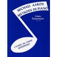 AARON M. METHODE DE PIANO VOL 1