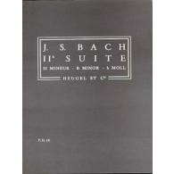 BACH J.S. 2ME SUITE BWV 1067 FULL SCORE