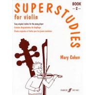 COHEN M. SUPERSTUDIES BOOK 2 VIOLON