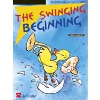 THE SWINGING BEGINNING SAXOPHONE SIB