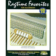 RAGTIME FAVORITES FOR ACCORDEON