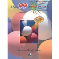 ELLINGER R. BALLOON POP POLKA 2 PIANOS 8 MAINS