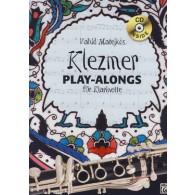 MATEJKOS V. KLEZMER PLAY-ALONG POUR CLARINETTE