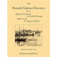 FRENCH CLARINET ENCORES BOOK 1