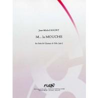 MAURY J.M. M...LA MOUCHE CLARINETTE