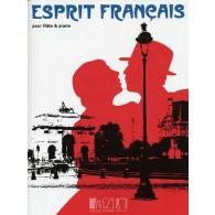 ESPRIT FRANCAIS POUR FLUTE