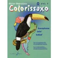 OMBREDANE O. COLORISSAXO VOL 1 SAXOPHONE