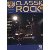 DRUM PLAY-ALONG VOL 02 CLASSIC ROCK