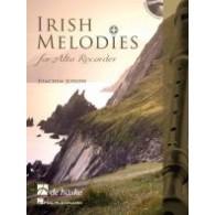 JOHOW J. IRISH MELODIES FLUTE A BEC ALTO