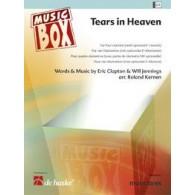 CLAPTON E. TEARS IN HEAVEN CLARINETTES