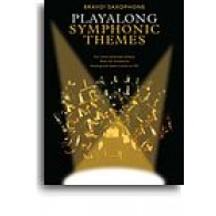 PLAYALONG SYMPHONIC THEMES SAXOPHONE