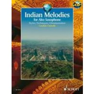 CONNOLLY C. INDIAN MELODIES SAXO ALTO