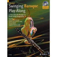 SWINGING BAROQUE PLAY-ALONG CLARINETTE