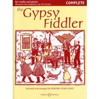 HUWS JONES E. THE GYPSY FIDDLER VIOLON