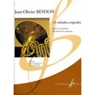 BEYDON J.O. 11 MELODIES ORIGINALES COR