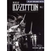 ZEPPELIN LED THE BEST OF BATTERIE PLAY DRUMS WITH VOL 2