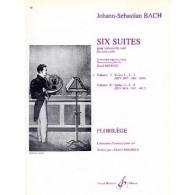 BACH J.S. SUITES VOL 1 N°1 A 3 COR