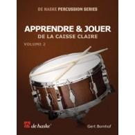 BOMHOF G. APPRENDRE & JOUER DE CAISSE CLAIRE VOL 2