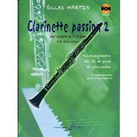 MARTIN G. CLARINETTE PASSION VOL 2