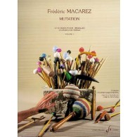 MACAREZ F. MUTATIONS VOL 3 TIMBALES