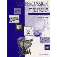 BARTLETT K. 50 SHORT PIECES FOR TIMPANI