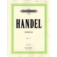 HAENDEL G.F. SONATES VOL 2 FLUTE