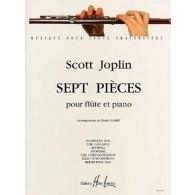 JOPLIN S. 7 PIECES FLUTE