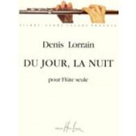 LORRAIN D. DU JOUR, LA NUIT FLUTE