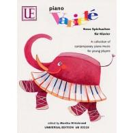 HILDEBRAND M. PIANO VARIETE