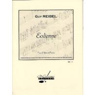 REIBEL G. EOLIENNE FLUTE