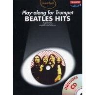 GUEST SPOT BEATLES (THE) HITS PLAY-ALONG FOR TRUMPET