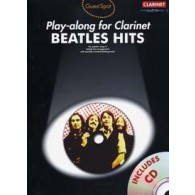 GUEST SPOT BEATLES (THE) HITS PLAY-ALONG FOR CLARINET