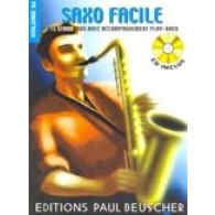 SAXO ALTO FACILE VOL 2