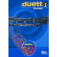 DUETT COLLECTION 1 CLARINETTE